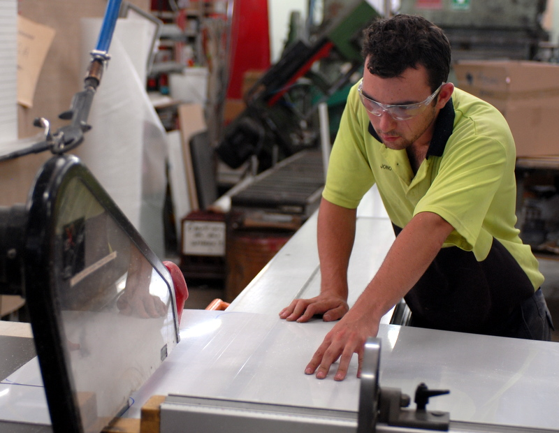 Manufacturing & Cut To Size Services Available from Specialised Wholesale & Plastics
