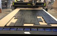 CNC Routing at Specialised Wholesale & Plastics